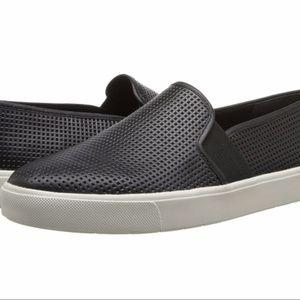 Vince Blair 5 Black Slip on Sneakers